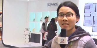 AWE2016:驱动中国走访科沃斯展台