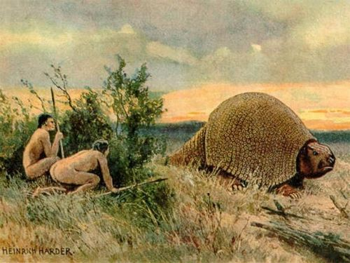 地球上最早的智慧生物