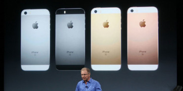 iPhone SE正式发布:这配置和价格你可满意?