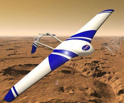 什么样的飞机可以在火星上飞?(3)