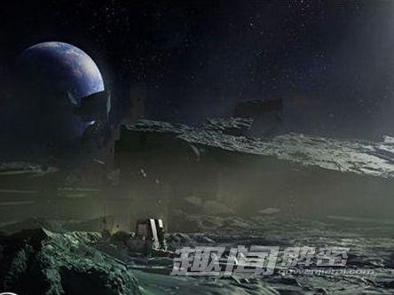 月球探秘:揭月球表面的构造之谜(3)
