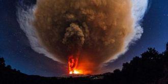 如果全世界1500座火山同时喷发会怎样:想存活上游轮
