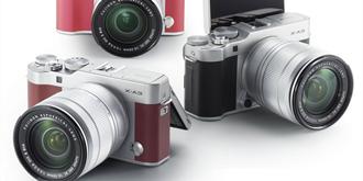 富士发布入门级无反相机X-A3  传统相机产业路在何方?