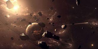 科学家在宇宙发现神秘X结构 将揭开星系形成之谜