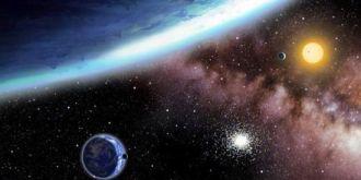 惊人发现:科学家探索到一颗神秘星球类似于地球