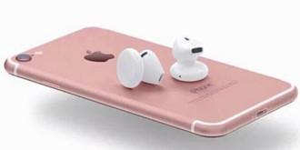 苹果良心发现?iPhone7也将标配AirPods无线耳机