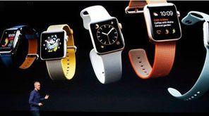 """智能手表哪家强?苹果Apple Watch/华米手表""""争芳斗艳"""""""