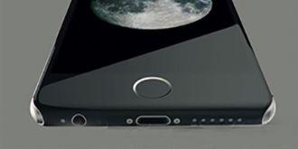 极端暴力!疯狂老外用液压车床把iPhone 7压成了薄片