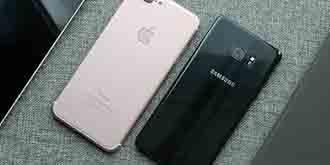 速度大比拼:iPhone 7 VS 三星Note 7