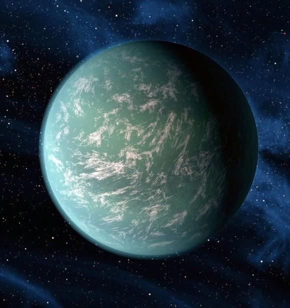 离我们最近的超级类地行星被发现 那里可能可看到三颗太阳