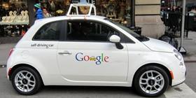 谷歌自动驾驶取得突破,新专利宣战Uber!