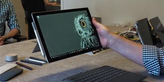 微软低调发布新款Surface Pro:续航给力售价高