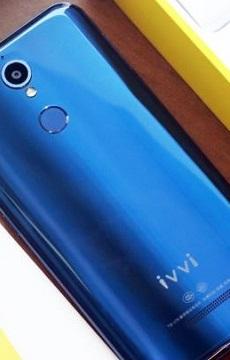 绚丽流光机身抢先看!ivvi K5裸眼3D手机高清图集