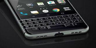 国行版黑莓KEYone  8月8日上市,黑色版本格外亮眼!