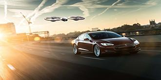 特斯拉无人机Tesla Drone,是外星人派来的飞行器吗?