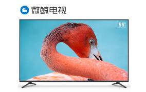 微鲸 WTV55K1T 55英寸PRO 4K高清超薄智能液晶平板电视