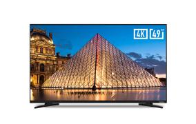 酷开KX49 49英寸4K超高清 18核人工智能语音网络液晶平板电视机