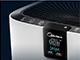 美的推出新款空气净化器:高效净化+超长使用寿命