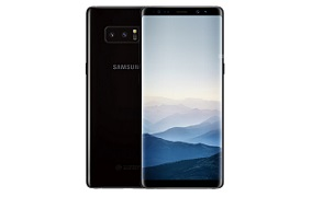 三星手机官网首页 Galaxy Note8(SM-N9500)6GB+64GB 谜夜黑 联通联通电信4G手机