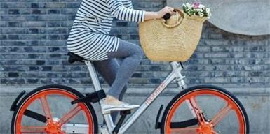 """摩拜电单车曝光:""""充电宝""""可驱动单车行驶10公里"""