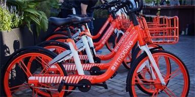 摩拜单车New Lite登陆深圳,堪称史上最轻盈共享单车!