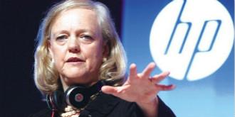 传奇女掌门惠特曼闪电离职,惠普企业股价应声下跌!