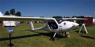 纯电动飞机惊艳亮相!飞行成本每小时仅需3美元