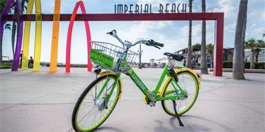美共享单车Limebike发布电动自行车,攻势十足!