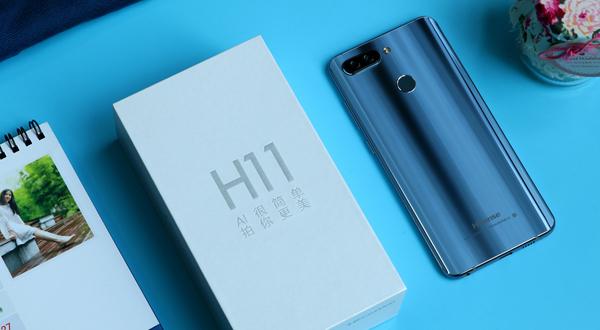 海信手机H11图文评测:一款内外兼修的时尚尤物