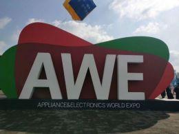 直击AWE2018:中国家电及消费电子展在沪盛大开幕!