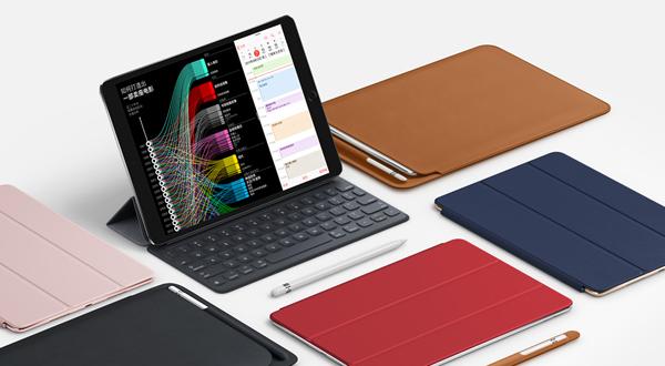 全新iPad正式发布 支持Apple Pencil