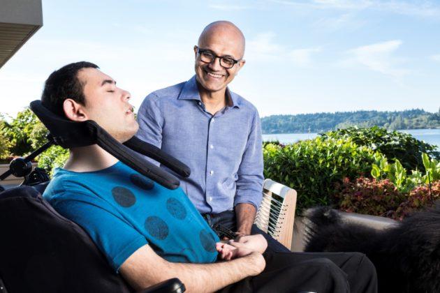 微软启动2500万美元:为残疾人提供AI解决方案