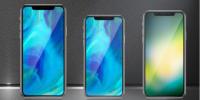 这下让果粉抓狂了 廉价版iPhone X将配LCD面板,露出下巴?