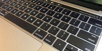 苹果再遭集体诉讼,新款MacBook蝶式键盘存缺陷