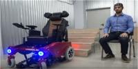 世界太疯癫!用意念移动的轮椅你见过吗?