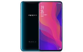 OPPO Find X曲面全景nba屏 冰珀蓝8GB+128GB 全网营销通4G