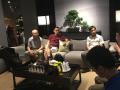 北大、人大专家齐调研京东曲美时尚生活馆:将在未来教学中重点研究