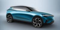 电咖发布旗下ENOVATE品牌首款车型效果图 实车预计广州车展首发