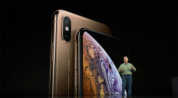 iPhone Xs/Xs Max全新发布:A12处理器,8699元/9599元起