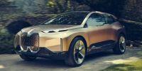 宝马发布BMW Vision iNEXT概念车 或将成为宝马新旗舰