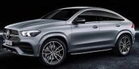 新GLE轿跑车型谍照曝光 造型比现款更为运动