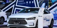我 ∞ 自进化 极具美学智能中级轿车 比亚迪秦Pro全擎动力超感上市