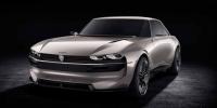 致敬经典 标致发表e-Legend概念车