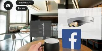 Facebook证实在研发AR眼镜,暂无AR产品推出