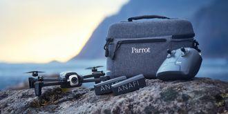 派诺特ANAFI简单体验:一款以轻量易用切入用户需求的新品