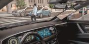 """德国企业开发新技术 让A柱""""隐形"""" 将大幅提高驾驶安全性"""