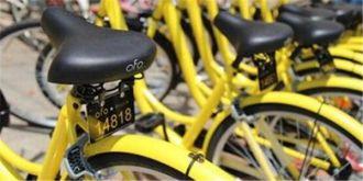 数百辆共享单车被暴力拆解 警方介入调查