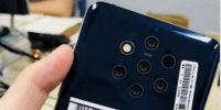 后置五摄手机再露端倪 诺基亚9遭硅胶保护壳曝光