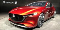 新一代马自达3谍照曝光 延续概念车设计