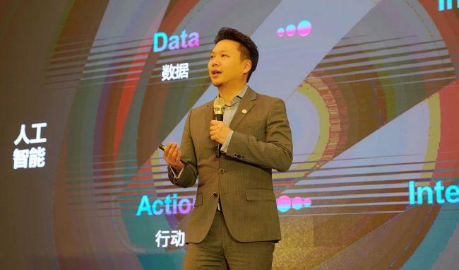 京东云刘子豪:生态,开启人工智能的新风口